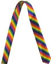 Picture of Rainbow Skinny Tie