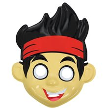 Picture of Jake and the Neverland Pirates Vacuform Child Mask
