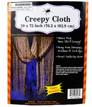 Picture of Grey Creepy Cloth
