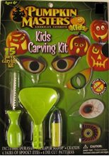 Picture of Pumpkin Masters Kids Carving Kit 15pc