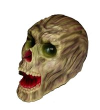 Picture of Zombie Head Prop with Light-Up Eyes