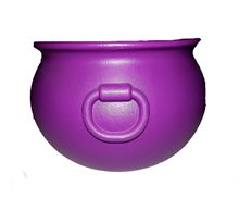 Picture of Purple Cauldron 12in