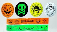 Picture of Halloween Reflective Stickers 6ct