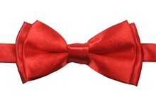 Picture of Red Child Bow Tie