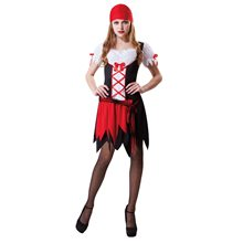 Picture of Pretty Pirate Adult Womens Costume