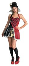 Picture of Queen of Hearts Teen Costume