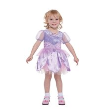 Picture of Purple Pixie Fairy Toddler Costume