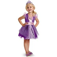 Picture of Rapunzel Ballerina Classic Infant Costume