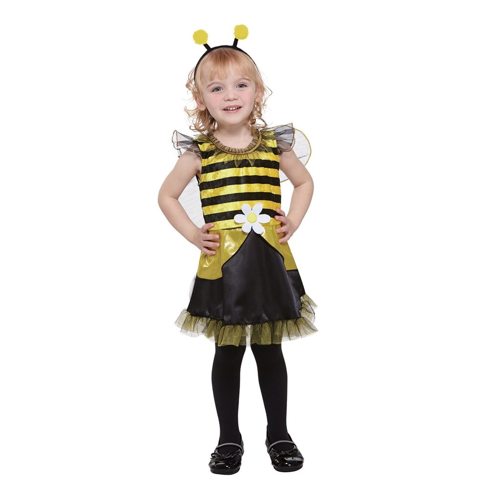 Picture of Lil' Bumblebee Fairy Toddler Costume