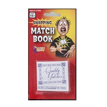 Picture of Snapping Match Book