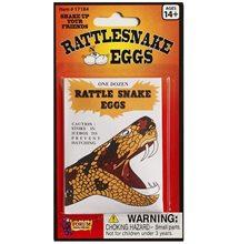 Picture of Rattlesnake Eggs Gag