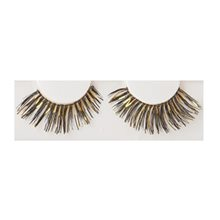 Picture of Black & Gold Deluxe Eyelashes