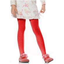 Picture of Red Child Footed Tights