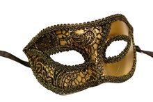 Picture of Lace Masquerade Eye Mask (More Colors)