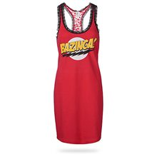 Picture of The Big Bang Theory Bazinga Adult Womens Sleept Tank