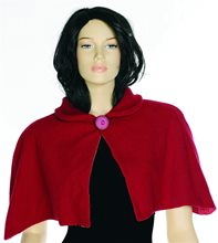 Picture of Jackie O Red Capelet