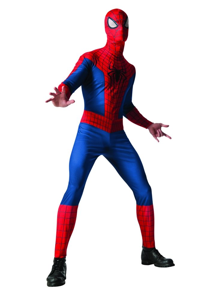 Picture of Amazing Spider-Man Jumpsuit Adult Mens Costume