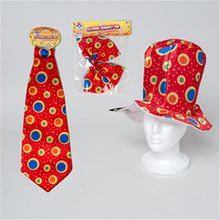 Picture of Clown Polka Dot Accessory Kit