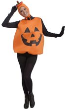 Picture of Jack-O-Lantern Tunic Adult Unisex Costume