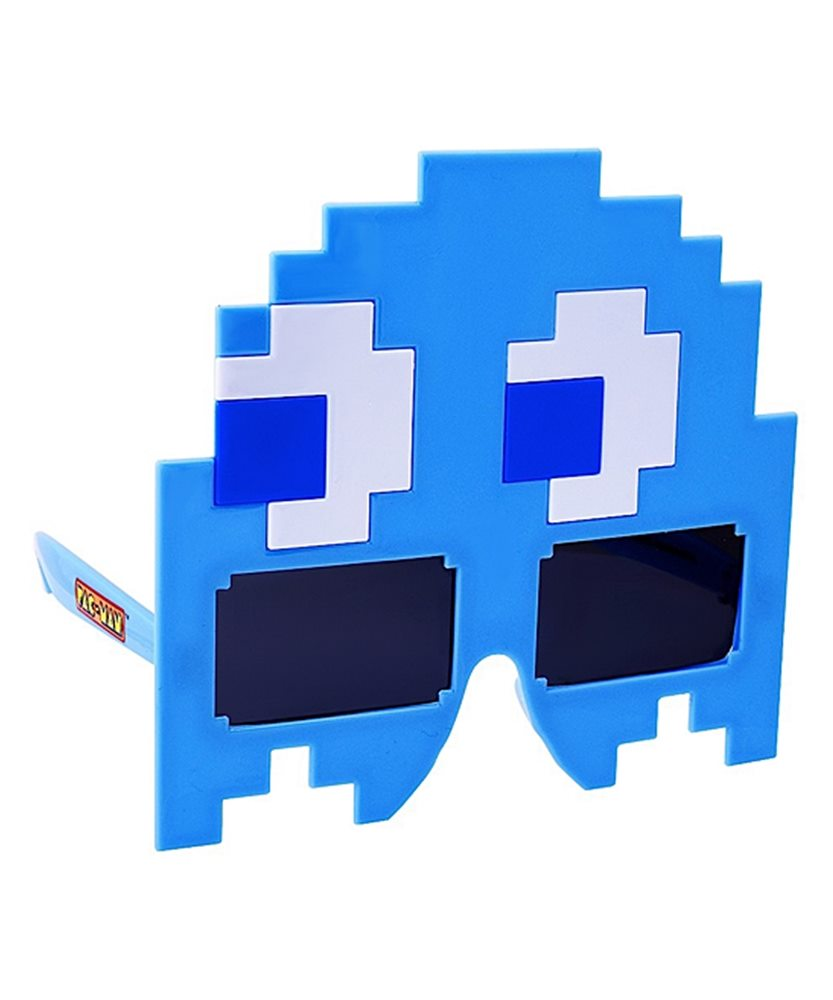 Picture of Pac-Man Inky Blue Sunglasses