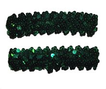 Picture of Green Sequin Armbands