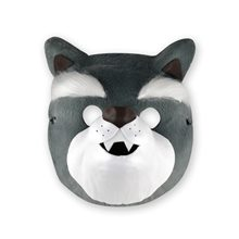 Picture of Grey Wolf Mask