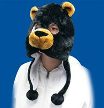Picture of Bear Plush Mask