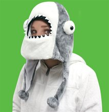 Picture of Shark Plush Mask
