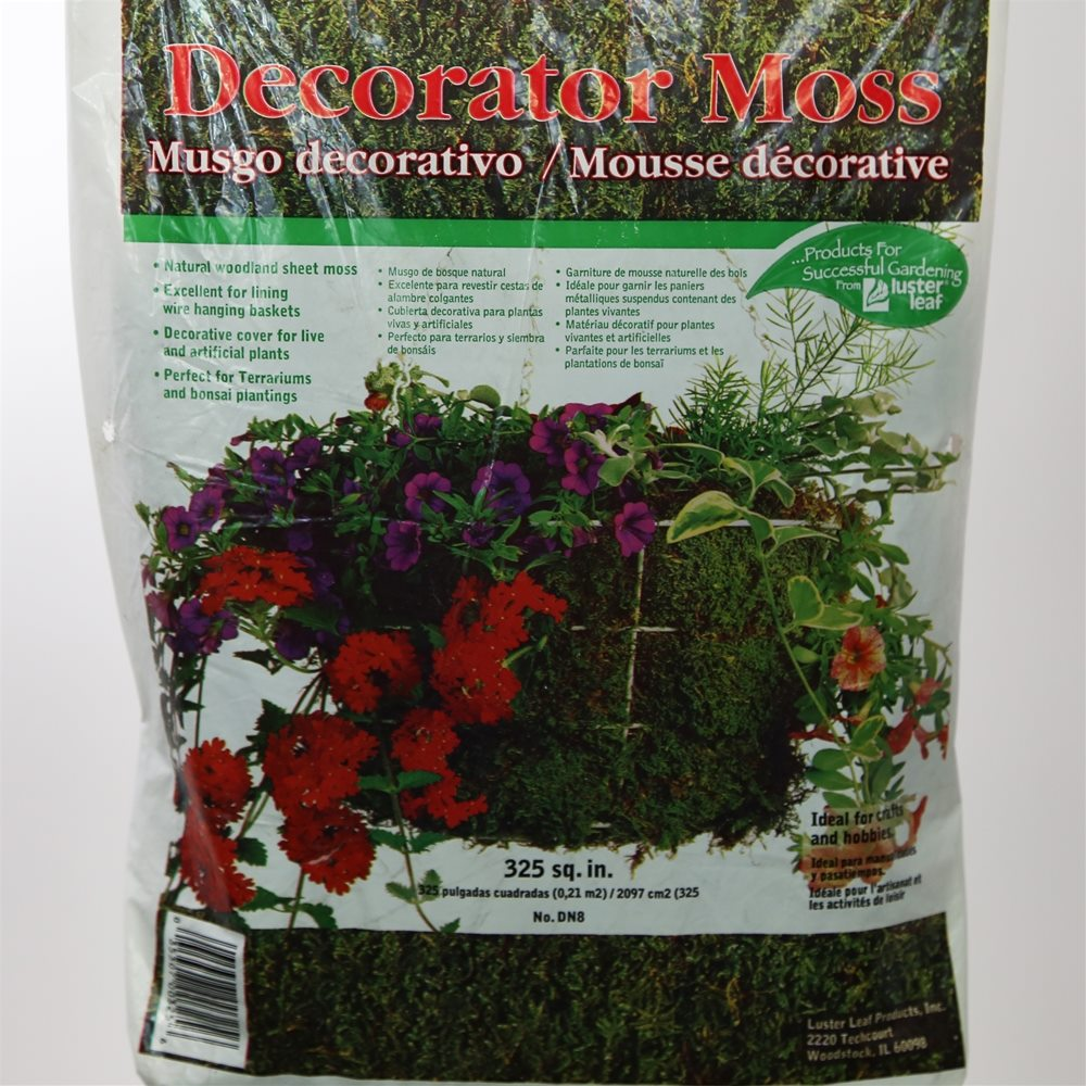 Picture of Decorator Sheet Moss