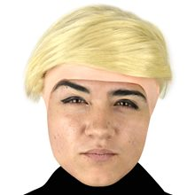Picture of Donald Trump or Elf Child Customizable Headpiece Wig