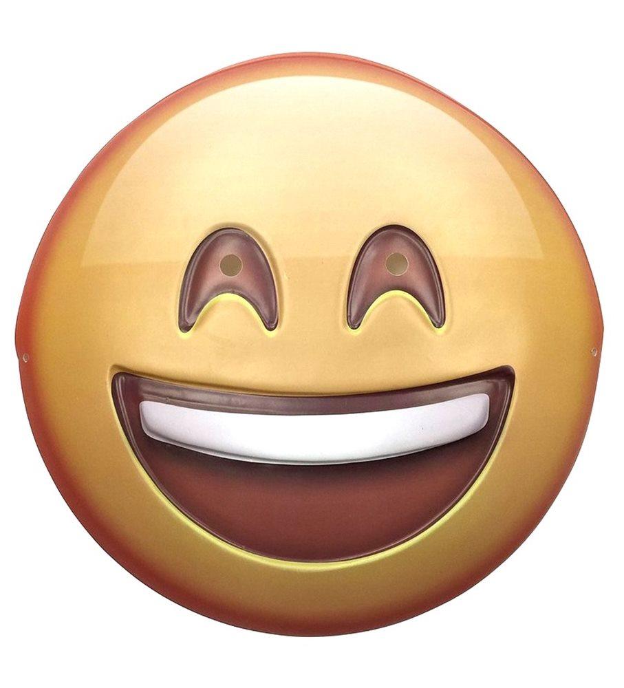 Picture of Emoji Smile Mask