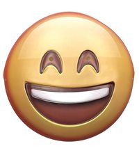 Picture of Emoji Smile Mask