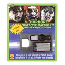 Picture of Horror Character Makeup Kit