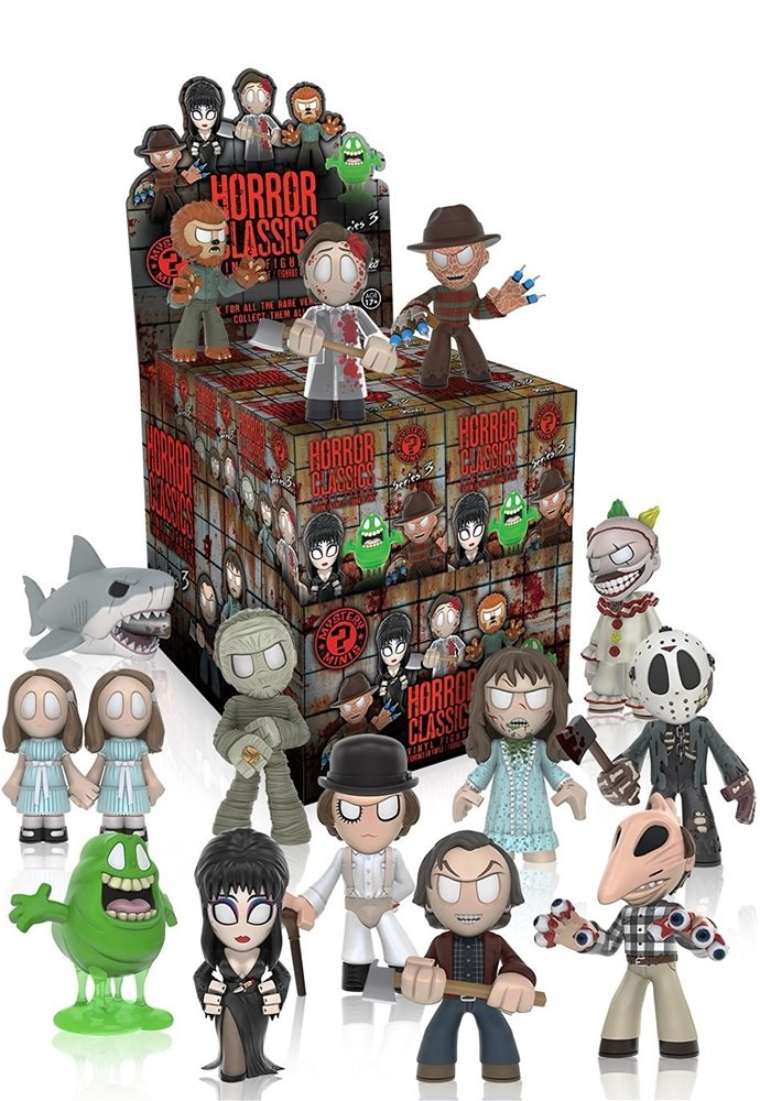 Picture of Horror Classics Mini Mystery Action Figure