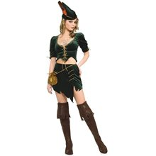 Picture of Princess of Thieves Adult Womens Costume