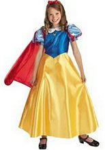 Picture of Snow White Fairytale Dress Child Costume