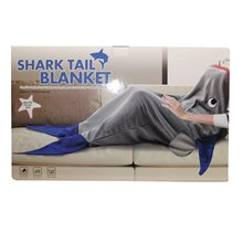Picture of Shark Tail Child Blanket