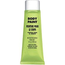 Picture of Neon Green Body Paint 3.4oz