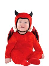 Picture of Cute as a Devil Infant Costume
