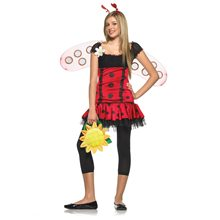Picture of Daisy Bug Juniors Costume