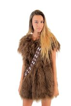 Picture of Star Wars I Am Chewbacca Furry Juniors Skater Dress