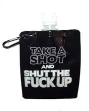 Picture of Take a Shot Collapsible Flask