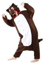 Picture of BCozy Red Riding Wolf Adult Unisex Onesie
