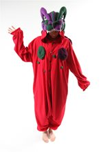 Picture of BCozy Kaijyu Red Dragon Adult Unisex Onesie