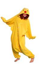 Picture of BCozy Marshmallow Chicken Adult Unisex Onesie