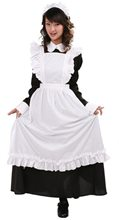 Picture of Mary Long Maid Adult Womens Costume