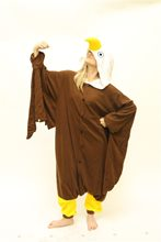 Picture of BCozy Bald Eagle Adult Unisex Onesie