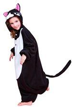 Picture of BCozy Black Cat Child Onesie