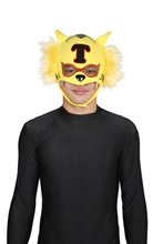 Picture of Super Yellow Tiger Mask