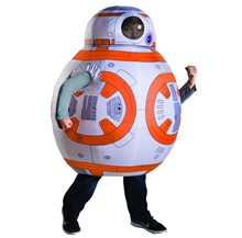 Picture of Star Wars The Force Awakens BB-8 Inflatable Child Costume